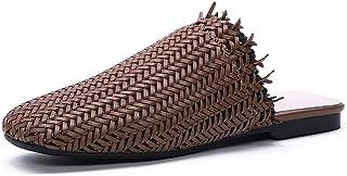 Amazon Tshqrd Zapatos Mujer De Tacón Estrenzado Para f6g7yb