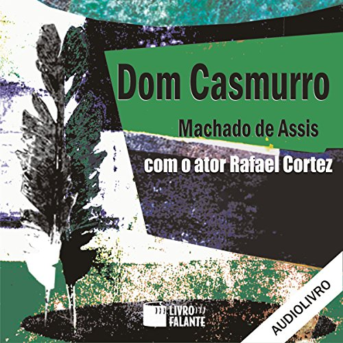 Dom Casmurro audiobook cover art