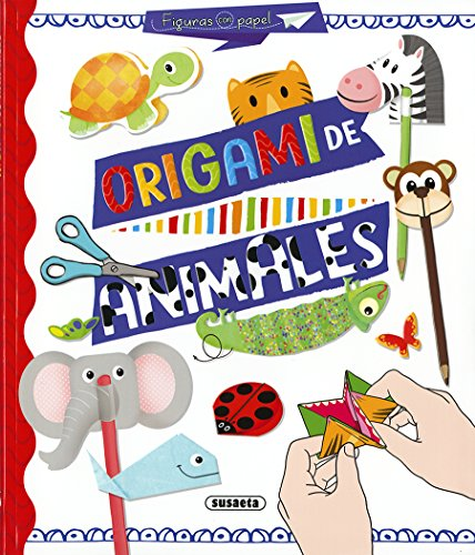 Origami de animales (Figuras con papel)