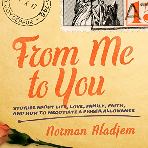 From Me to You audiobook cover art