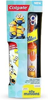 Colgate Minions Powered 牙刷和牙膏颜色随机