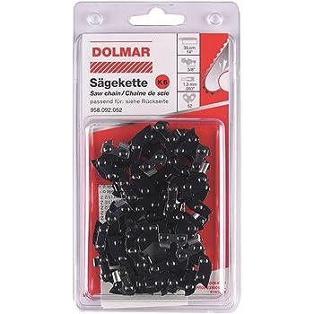 """Sägekette passend für Dolmar PS32 30 cm 3//8/"""" 46 TG 1,1 mm Halbmeißel chain"""