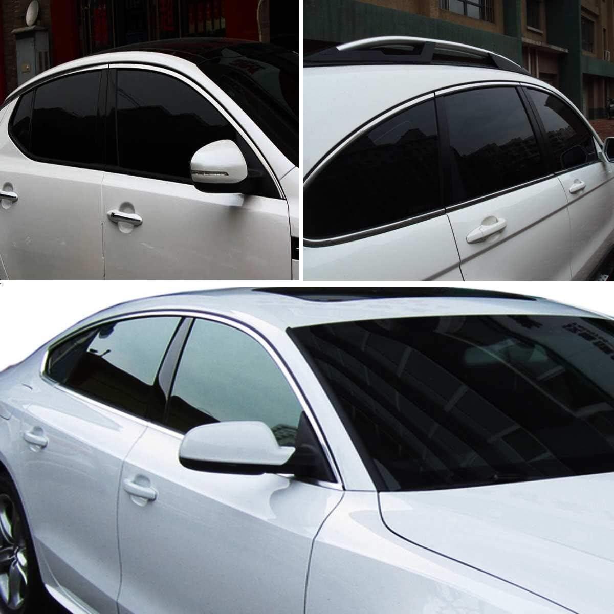 Amazon.es: QWERD - Tintes para ventana de coche, 300 x 50 cm ...