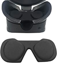Esimen VR Lens Cover for Oculus Quest 2/Oculus Rift S Lens Protector Dustproof Washable Protective Sleeve