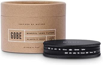 Gobe 82mm Circular Polarizing  CPL  Lens Filter Kit  3Peak