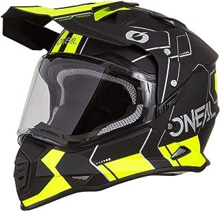 "<h2>O""NEAL Sierra Comb Adventure Enduro MX Motorrad Helm schwarz/gelb 2020 Oneal</h2>"