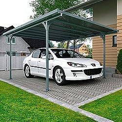 aluminium carport bausatz carport bausatz. Black Bedroom Furniture Sets. Home Design Ideas