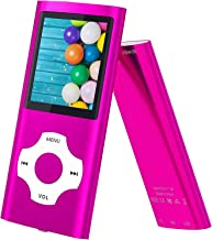 $22 » MP3 Player / MP4 Player, Hotechs MP3 Music Player with 16GB Memory SD Card Slim Classic Digital LCD 1.82'' Screen Mini USB...