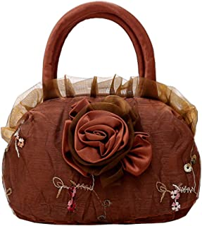 Womens Ladies Handbag National Style Bag Embroidery bag Coin Purses Key Bags Cash Money Phone Pouches