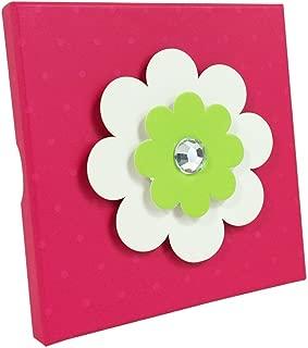 Small Thin Lidded Box Flower
