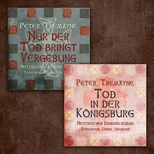 Couverture de Nur der Tod bringt Vergebung / Tod in der Königsburg
