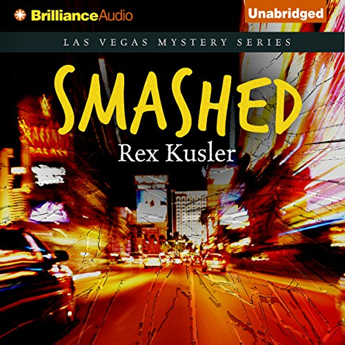 Smashed audiobook cover art