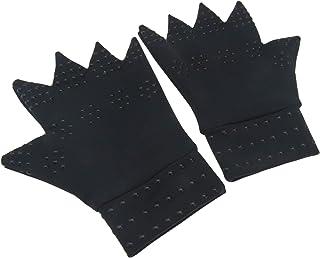 OTOTEC Paar Artritis Druk Pijn Relief Handschoenen Magnetische Handschoenen Therapie Zwart