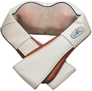 Cervical Neck Shoulders Body Massager | Heat Knead Shiatsu Massage