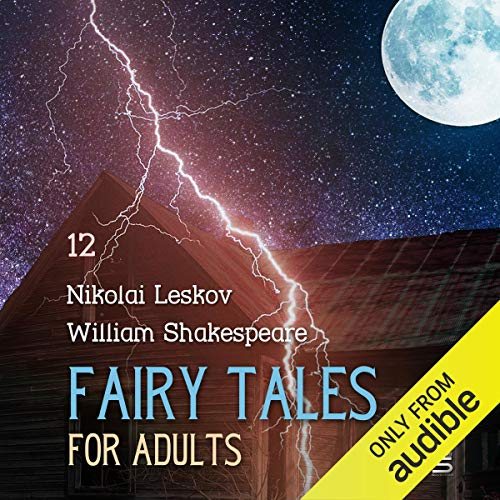 Fairy Tales for Adults Volume 12 audiobook cover art