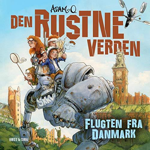 Flugten fra Danmark cover art