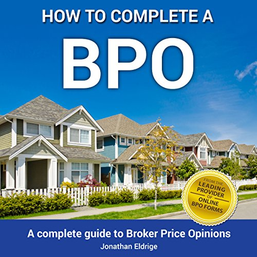 How to Complete a BPO audiobook cover art