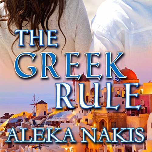 The Greek Rule audiobook cover art