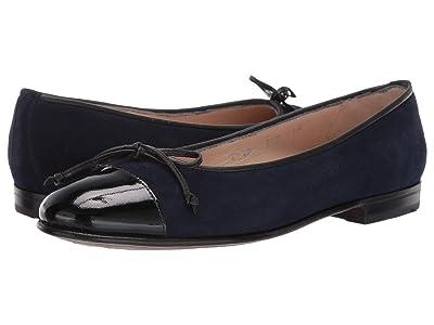 Gravati Bowed Loafer (Navy) Women