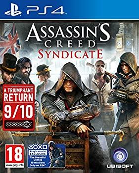 Assassin s Creed  Syndicate /ps4