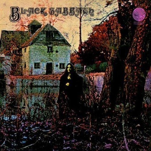 Black Sabbath (Lp,180g) [Vinyl LP]