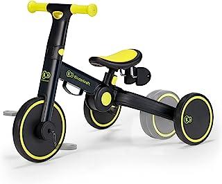 Kinderkraft Trehjuling 3 i 1 4TRIKE, Multifunktionell, Miniledcykel, Bekväm justerbar Sadel, Begränsad rattvridning, från ...