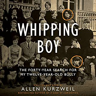 Whipping Boy audiobook cover art