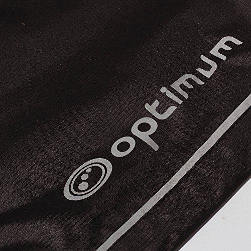 Optimum Men's Hawkley Cycling Waterproof Pants, Black, Small
