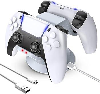 MoKo DualSense PlayStation 5 Controller Charging Station