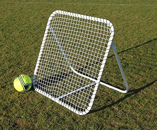 Boje Sport Rebounder für Fußball: Outdoor und Indoor Prellwand Fussball, Handball und Volleyball - Rebounder Fußball - Fussball Rebounder für Fußball Kinder Torwand - Fussball Trainingszubehör