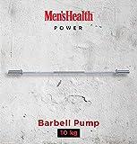 Men's Health Power Pump - Bilanciere per bilanciere, 10 kg