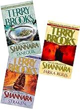 High Druid of Shannara Set of 3 Trade: Jarka Ruus,Tanequil, Straken