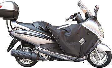 Noir Taille Unique Tucano Urbano R172N Termoscud/® Tablier pour Scooter