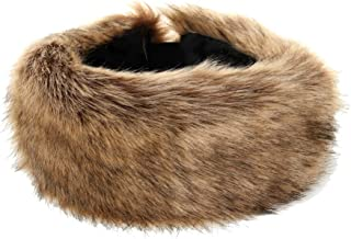 Faux Fur Headband Winter Headband Earwarmer Earmuff for Women