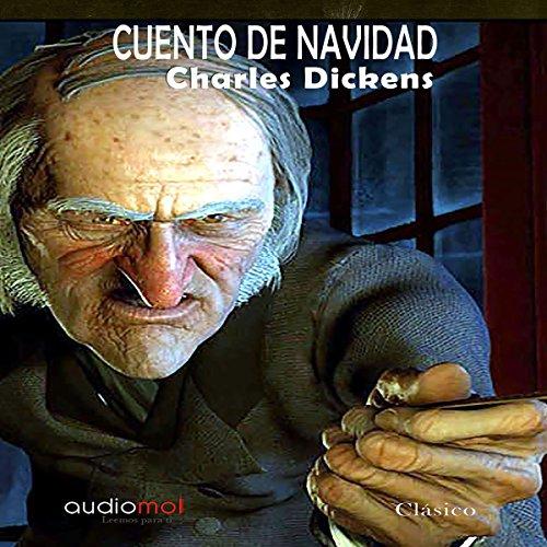 Cuento de navidad [A Christmas Carol] audiobook cover art