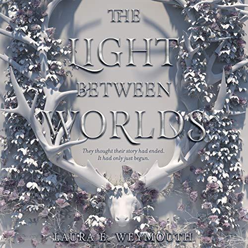 The Light Between Worlds audiobook cover art