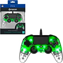 Nacon Wired Compact Controller Light Edition (PS4), Green