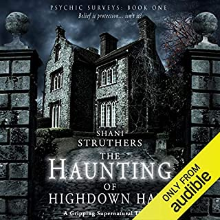 The Haunting of Highdown Hall audiobook cover art