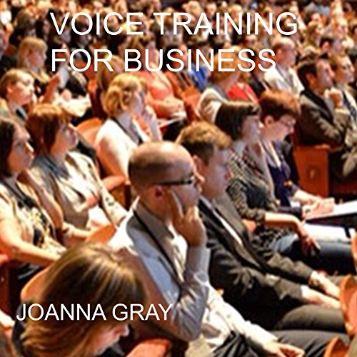Voice Training for Business audiobook cover art