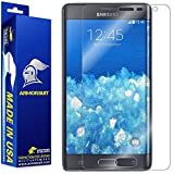 ArmorSuit MilitaryShield Screen Protector for Samsung Galaxy Note Edge - [Max Coverage] Anti-Bubble HD Clear Film