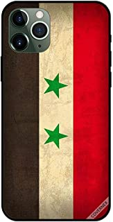 Protective Case Cover For Apple iPhone 11 Pro Max Case Cover Syria Flag