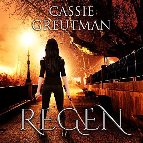 Regen audiobook cover art
