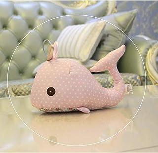 Animal Pillow Cushion The Baby Dolphin Plush Little Dolphin Dolphin Plush Toy Giant Shark Soft Plush Pillow Toy Stuffed An...