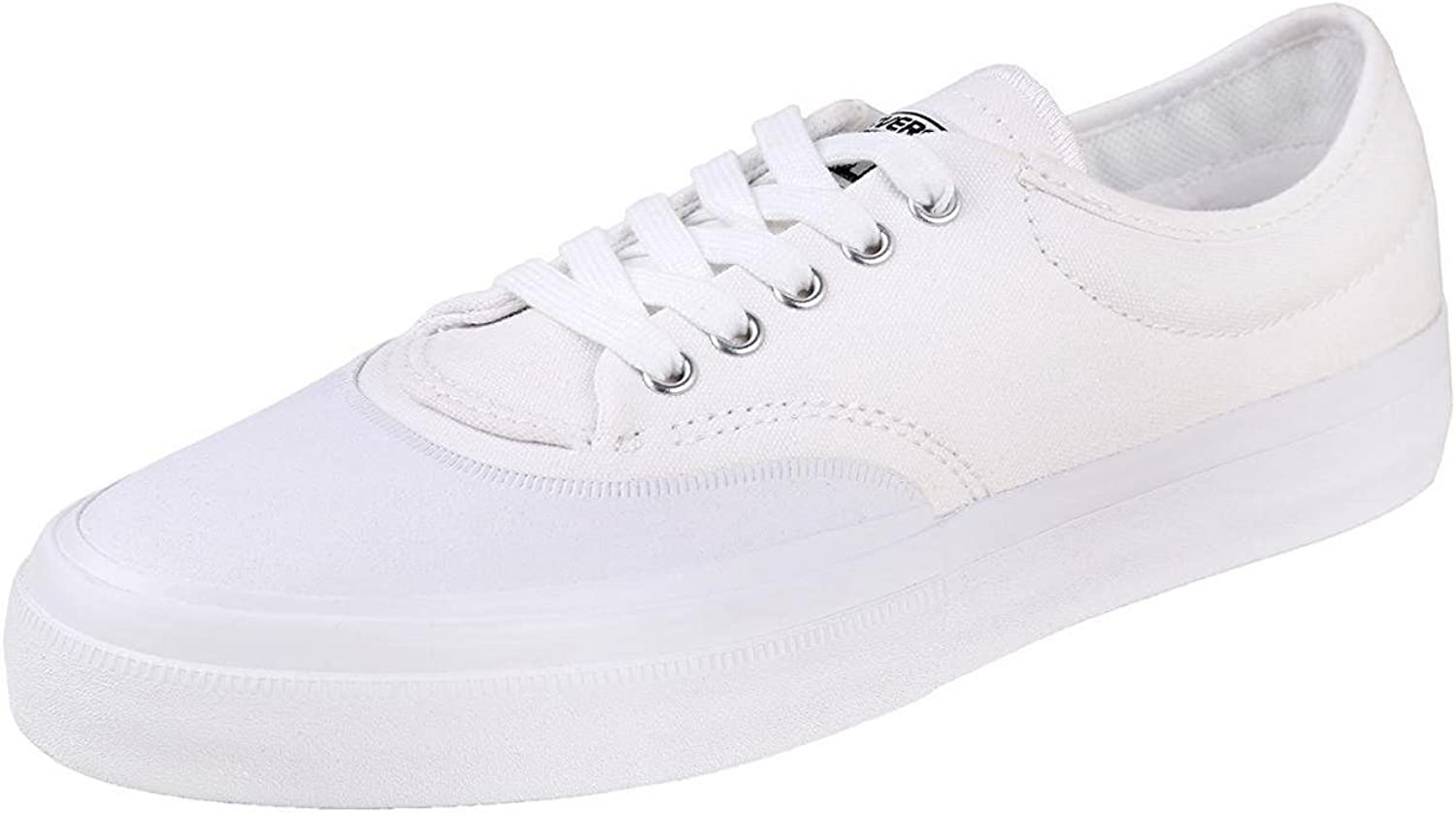 Converse Crimson Core Canvas Ox White Black Natural Lace up Casual shoes.