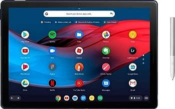 "$829 » Google Pixel Slate 12.3"" Touchscreen LCD Tablet w/ Pixelbook Pen - Silver   Intel 8th Generation Core i5   8GB Memory   128GB   Fingerprint Reader   Chrome OS   Midnight Blue"