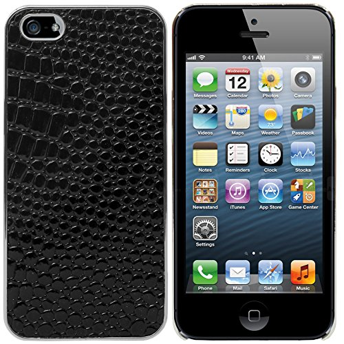 DMG iPhone SE / 5s Case, Designer Snake Pattern Ultra Durable Slim Vibrant Snap On Back Case Cover Apple iPhone SE / 5s / 5