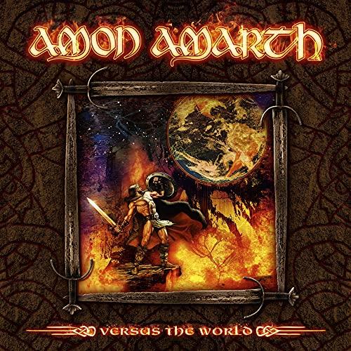 Amon Amarth: Versus The World (Audio CD (Remastered))