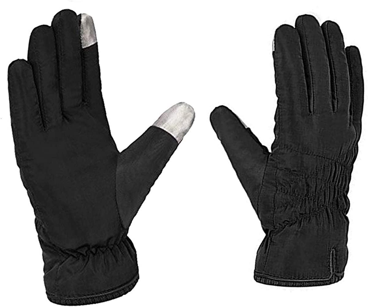 VAQM Winter Gloves for Women Touch Screen Gloves Warm Windproof Gloves Fleece Lining Gloves Outdoor Sports Gloves