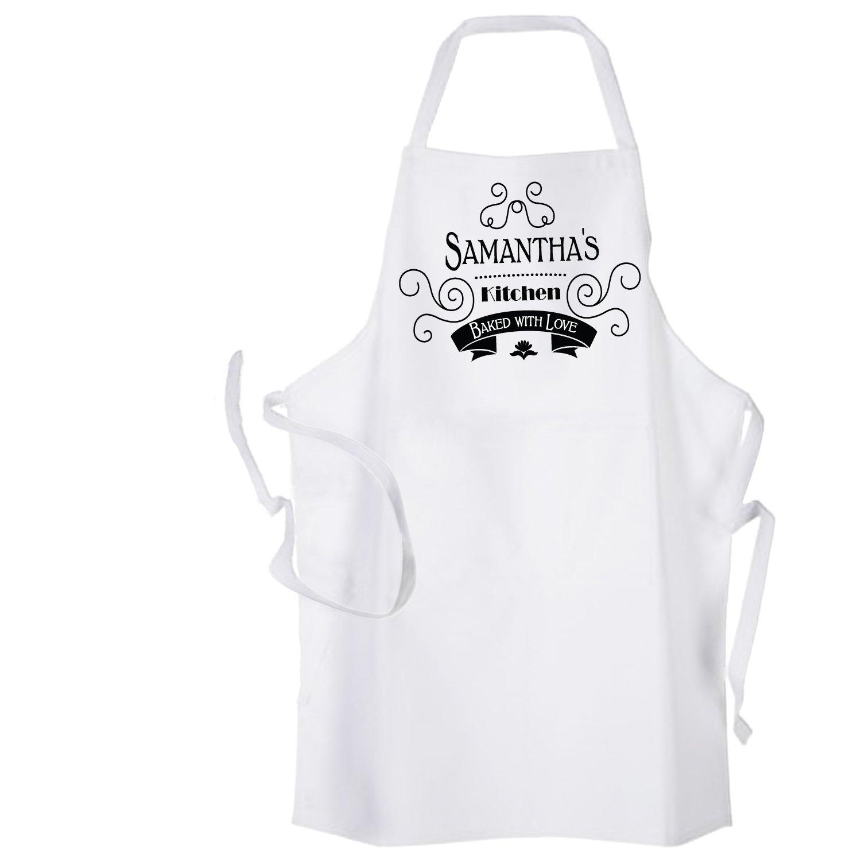 personalised apron amazon co uk rh amazon co uk