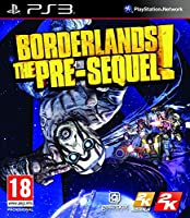 Borderlands: The Pre-sequel! (PS3) (輸入版)